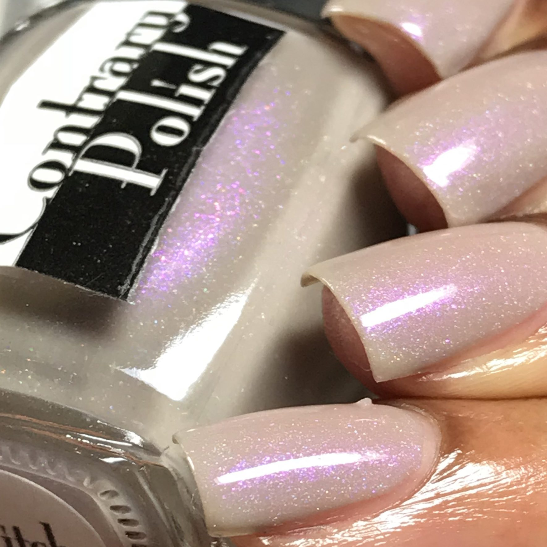 Contrary Polish – Indie nail polish line specializing in contrasting ...